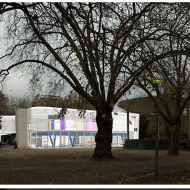Réalisation : ateliers d'architecture Beguin-Massart